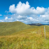 The summit of Cruach nan Capull