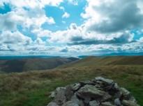Cruach nan Capull summit