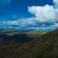 Loch Tarsan and beyond