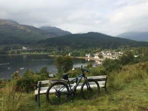 Views over Lochgoilhead