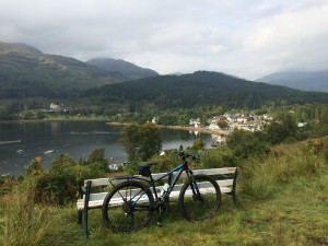 Views over Lochgoilhead
